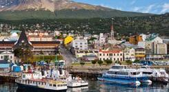 Ushuaia cruise in Argentina