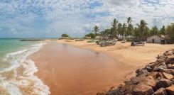 Enchanting Travels Sri Lanka Tours Beach near Kalpitiya, Sri Lanka