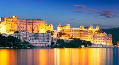 Asia-India-Udaipur-Lake