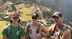 Enchanting Travels Guest - Traveled to Peru, South America - Machu Picchu - Gary Latimer