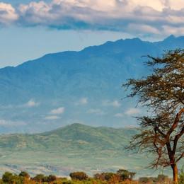 Uganda Safaris in Queen Elizabeth, umgeben von unberührter Natur