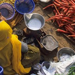 Jaipur market - India travel guide