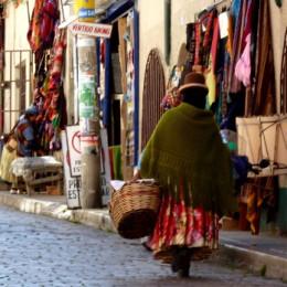 Bolivia Market Street