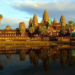 Things to do in Southeast Asia - Angkor Wat