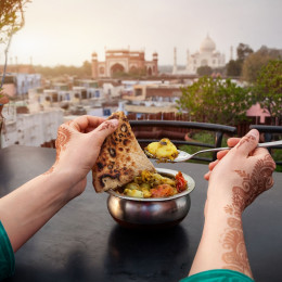 Culinary Agra - Enchanting Travels