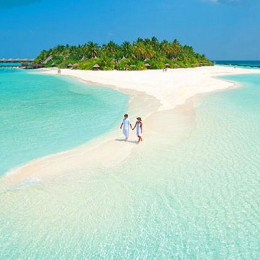 Best time to visit Asia - Maldives