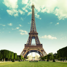 Enchanting Travels Europe Tours The Eiffel Tower in Paris, France -