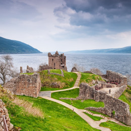 Enchanting Travels UK & Ireland Tours Loch ness