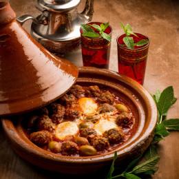 Moroccan Tagine - cuisine in Morocco
