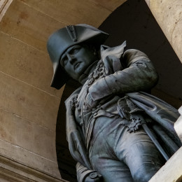 Statue of Napoleon, France, Europe