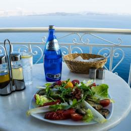 Griechenland Salat Essen