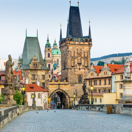 Things to do in European Capitals - Charles Bridge in Prague