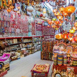 Things to do in Oman - Souk