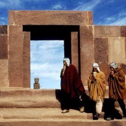 history of Bolivia - Tiwanaku ruins