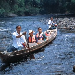 Enchanting Travels Asia Malaysia - Taman Negara National Park - rafting river - Malaysia travel guide - Best time to visit Malaysia