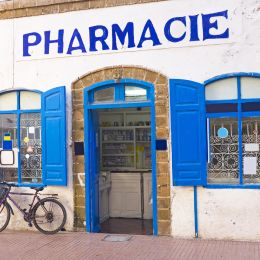 Morocco travel guide - pharmacy