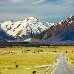 Enchanting Travels New Zealand Tours Southern Alps