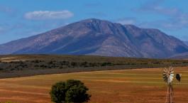 Karoo bietet weite Landschaften