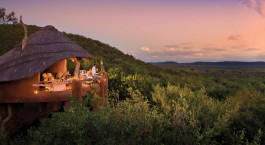 Outdoor at Madikwe Safari Lodge in Madikwe, South Africa