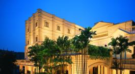 Außenansicht vom Hotel The Oberoi Grand in Kolkata, Ostindien