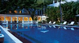 Pool at Vivanta by Taj – Connemara, Chennai Hotel in Mamallapuram, South India