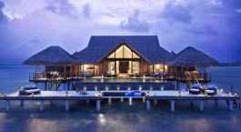Exterior view at Taj Exotica Resorts & Spa Hotel, Male, Maldives