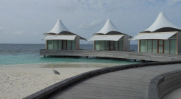 Bungalows at W Retreat and Spa, Male, Maldives