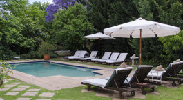 Pool at River Manor Boutique & Spa Hotel in Winelands, South Africa