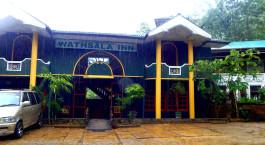 Außenansicht im Hotel Wathsala Inn, Adam's Peak, Sri Lanka