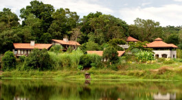 Incredible views from Flameback Lodge, Chikmagalur, South India