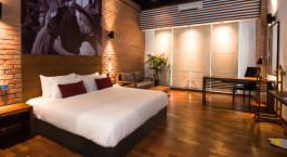 Room at The Loft, Yangon in Myanmar, As