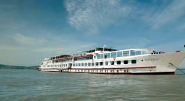 Cruises in Asia - Road to Mandalay - Ship