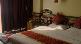 Enchanting Travels Tibet Tours Shigatse Hotels Gesar Hotel room