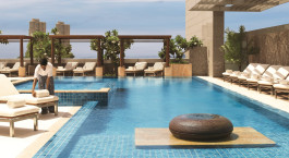 Pool at Four Seasons Mumbai Hotel in Mumbai, Central & West India