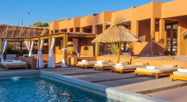 Pool at Noi Casa Atacama Hotel in San Pedro de Atacama, Chile