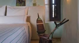 Zimmer im Hotel Dar Ahlam, Skoura in Marokko