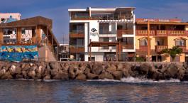 Ecuador San Cristobal Galapagos Sunset Hotel South America