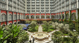 Enchanting Travels Mexico Tours Mexico City Four Seasons Hotel (1)
