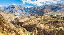 Colca Canyon, Peru,South America