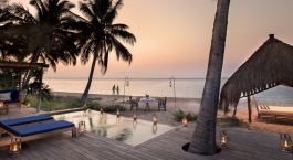Benguerra Island Private Pool Mozambique Tour