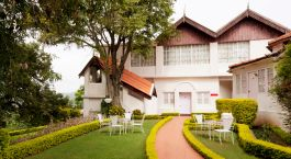 The Gateway Hotel Church Road Coonoor - Restaurant Lawn - Taj