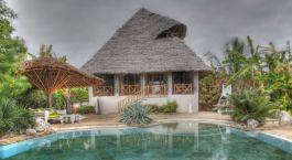 Pool at Msambweni House Kenyan Coast, Kenya