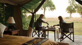 Enchanting Travels Kenya Tours Masai Mara Hotels Governors Camp breakfast