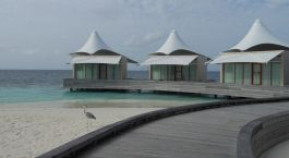Bungalows at W Retreat and Spa, Male, Maldives