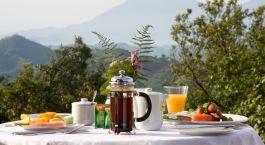 Frühstück in Kapstadt