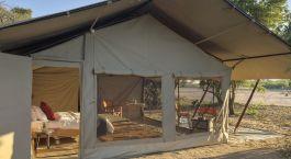 Enchanting Travels Tanzania Tours Ruaha Hotels Kwihala Camp Kwihala-exterior-veiw-of-tent