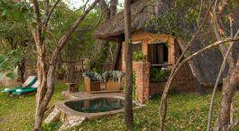 Pool at Musango Safari Camp in Lake Kariba & Matusadona