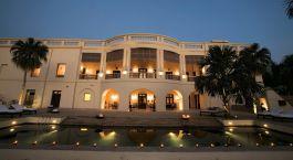 Nadesar Palace Exterior View Varanasi Tour