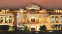 Exterior view at Shahpura House Jaipur, North India