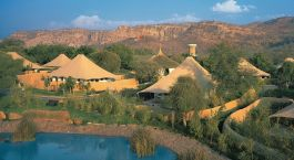 The Oberoi Vanyavilas Ranthambore Safari Tour India